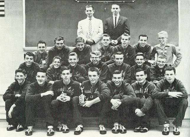 glhs 1959 cross country