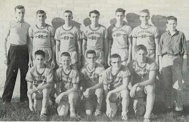 glhs 1960 cross country